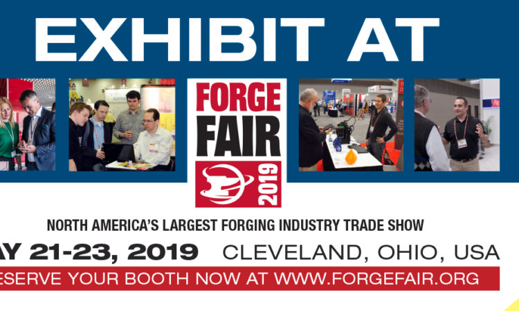 Forge Fair 2019: Registration Opening Soon