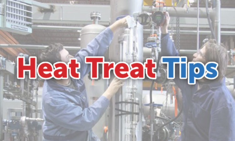Heat Treat Tips: Atmosphere Control
