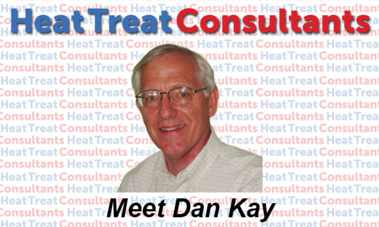Heat Treat Today's Meet the Consultants: Daniel Kay