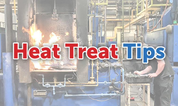 Heat Treat Tips: Quenching