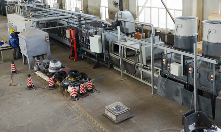 Heat Exchanger Supplier Purchases CAB Cooling System