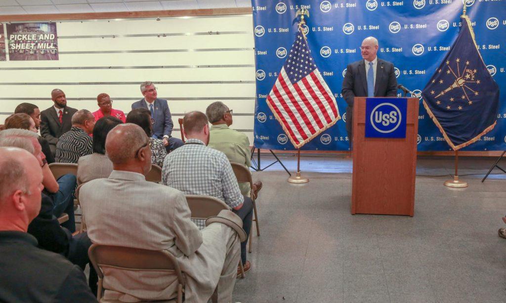 Steelmakers Announce Investments of $5.6B in U.S. Steel Mills