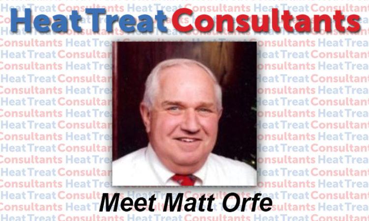 Meet the Consultants: Matt Orfe
