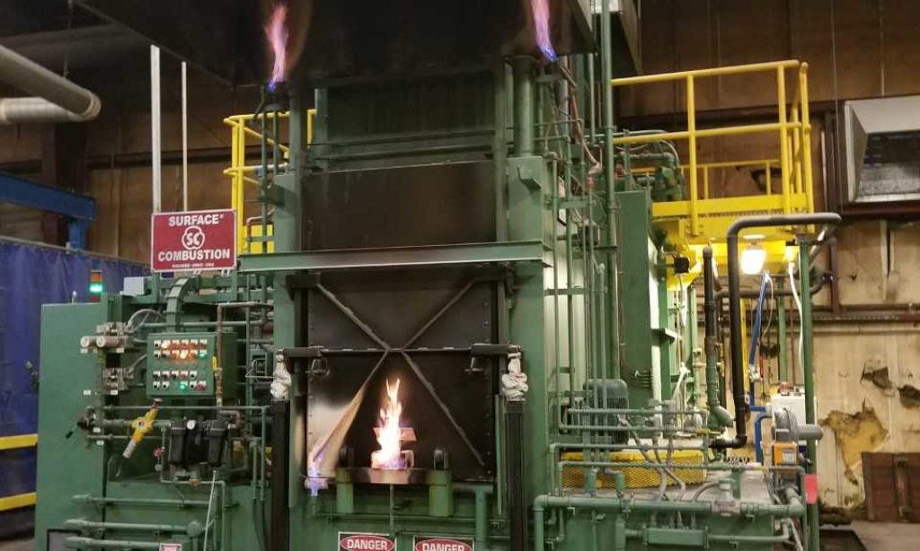 BIQ Furnace Repeat Order Expands Line at North Carolina Heat Treat Facility