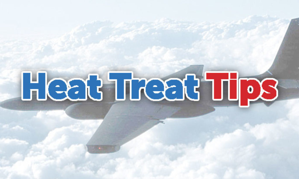 Heat Treat Tips: Burn Out vs. Bake Out