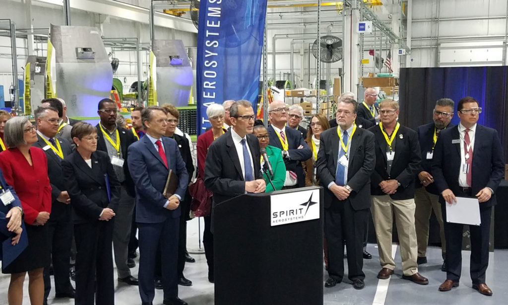 Aerostructures Company Strengthens Boeing Partnership, Expands Manufacturing Facility