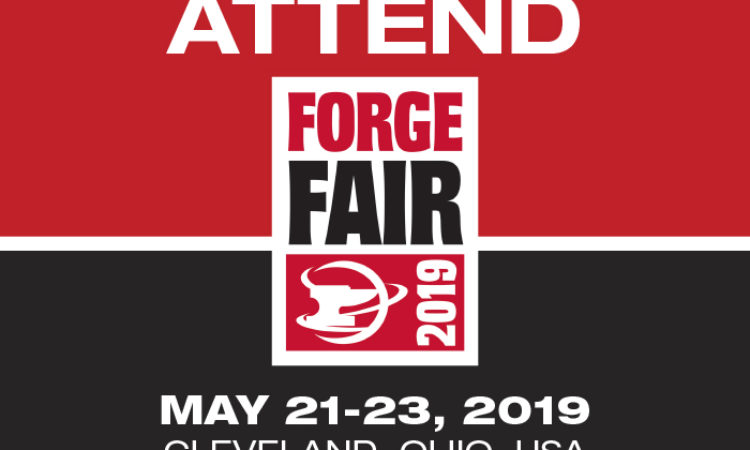 Registration Open for Forge Fair 2019 in Cleveland