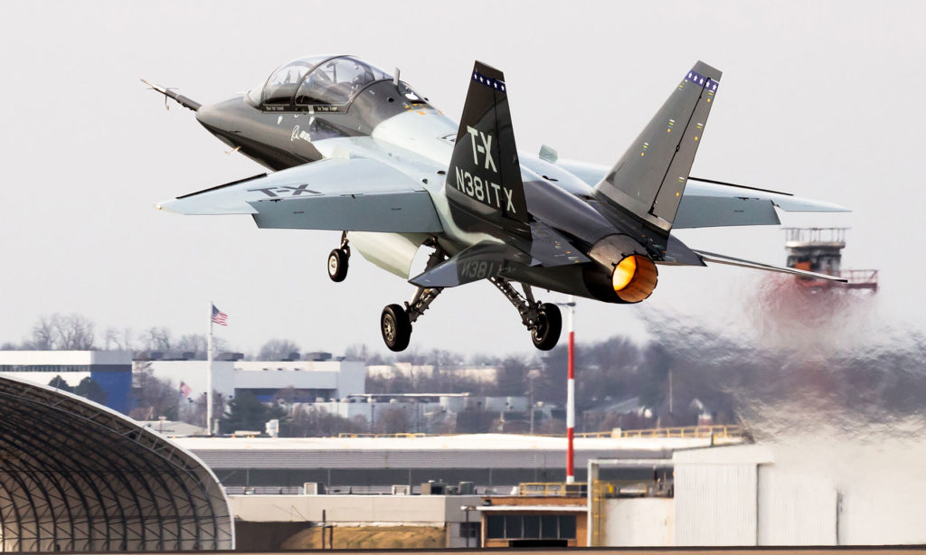 USAF Pilot Trainers To Be Equipped with Ejection Seat, Landing Gear Systems from New Merged Aero Company