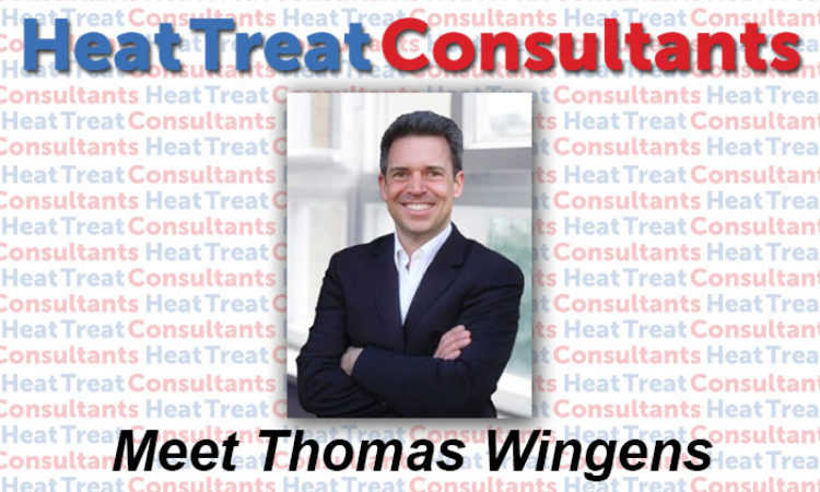 Meet the Consultants: Thomas Wingens