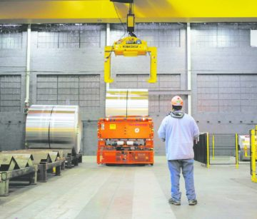 Arconic Splits Operations, Expands Hot Mill Capability