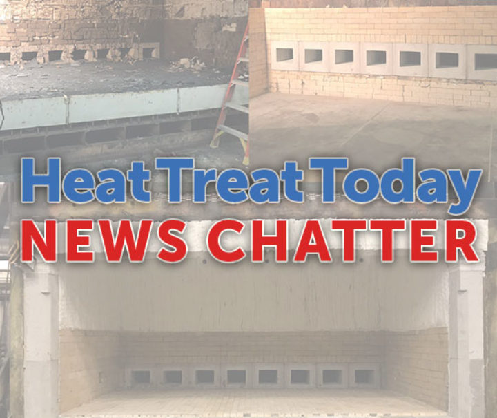 News Chatter: 15 QuickHeat TreatNewsItemsto Keep You Current