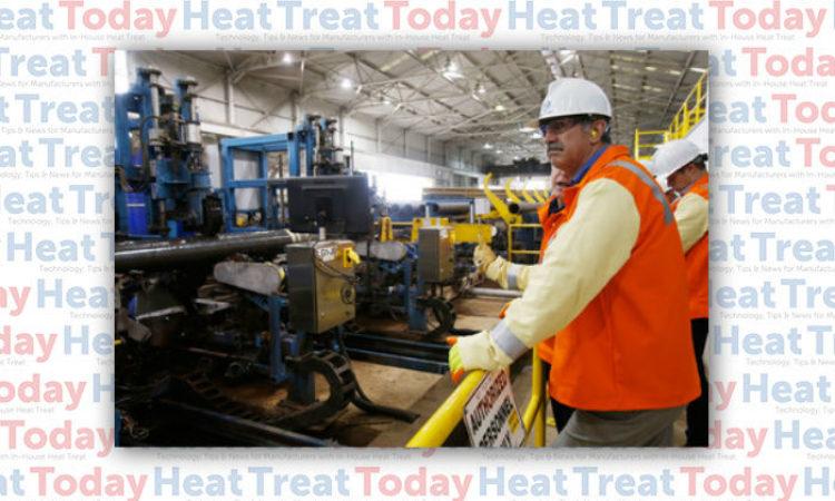 Steelmaker to Restart Lone Star Pipe Mill