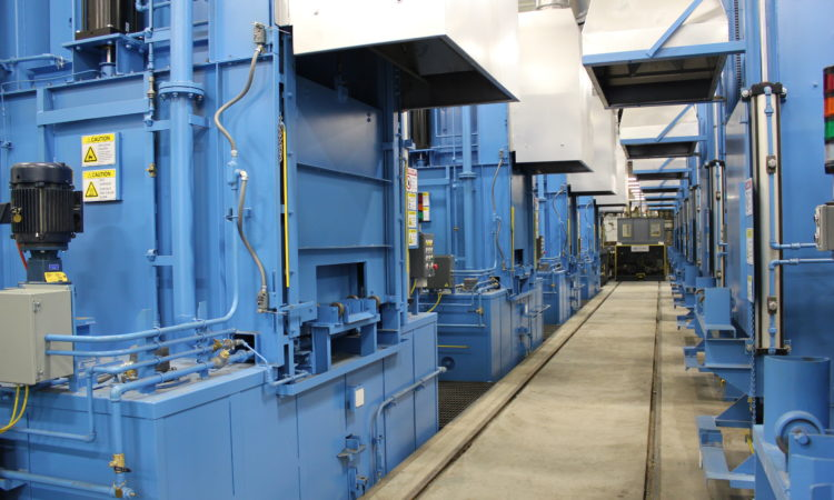 UBQ Furnace Installation Expands Production Capacity