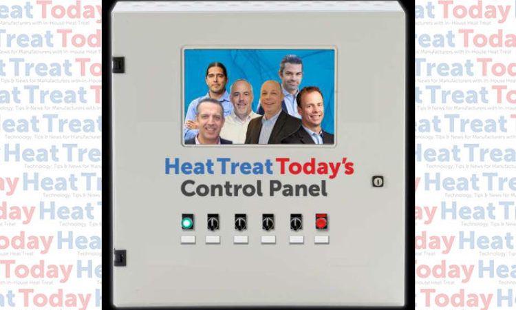 Heat Treat Control Panel: Best Practices in Digital Data Collection, Storage, Validation