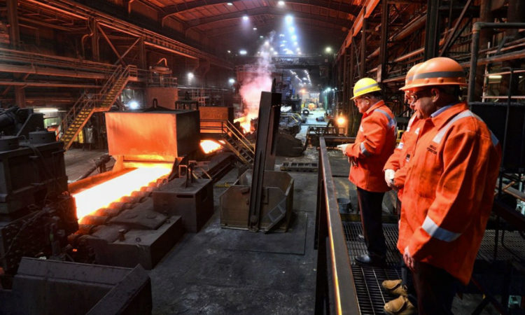 Canadian Investments Energize Steel Production, Include New Heat Treat Line