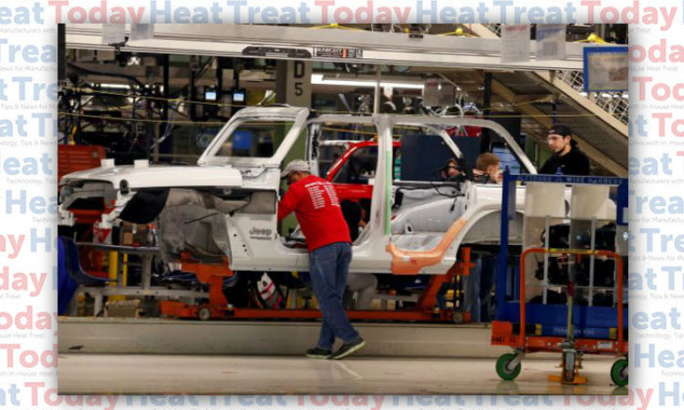 Automaker to Expand Production Capacity in Michigan