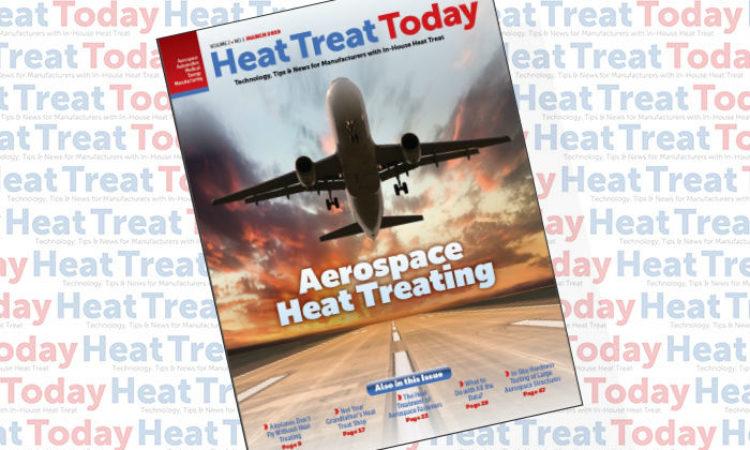 Heat Treat Today's Aerospace Digital Edition Goes Live