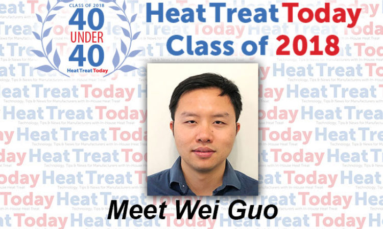 40 Under 40 Highlight: Wei Guo