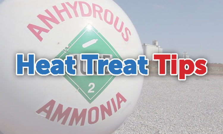 Heat Treat Tips: How to Install an Ammonia System