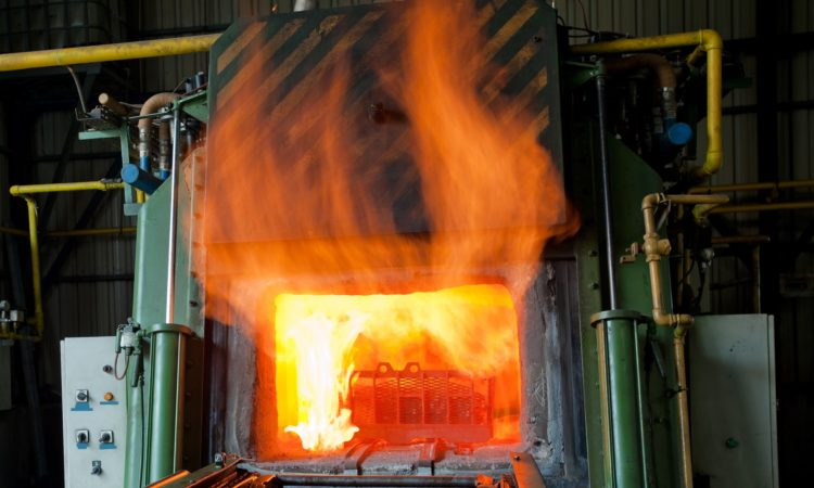 Prevent Catastrophic Fuel-Delivery Accidents: On Valve Safety Trains in Heat Treating Equipment