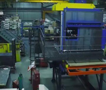 Heat Treat Line Expanded at Aerospace Aluminum Castings Facility