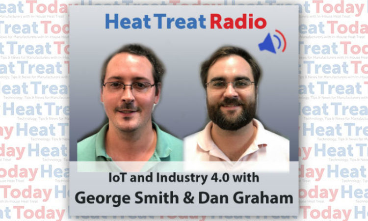 Heat Treat Radio: George Smith and Dan Graham (transcript)
