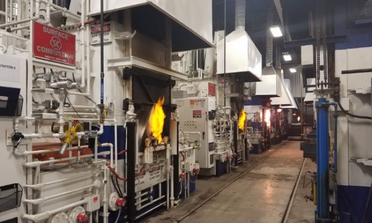 Heat Treat Line Expanded at Ontario Facility