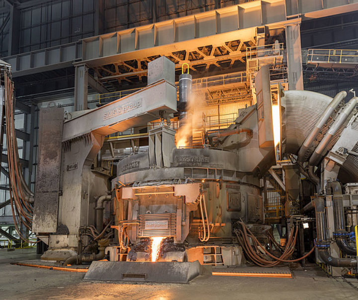 Steelmaker Commissions EAFs in Plant Expansion