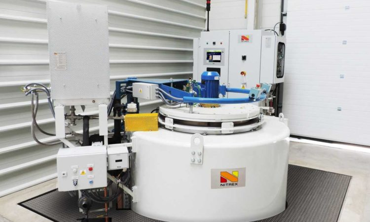 Nitrocarburizing System Installed for Aluminum Extrusion Manufacturer