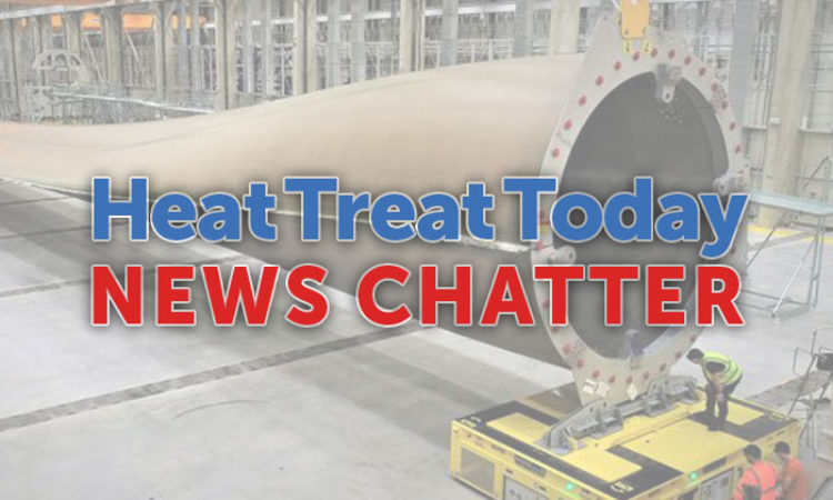 15 Quick Heat Treat News Items to Keep You Current
