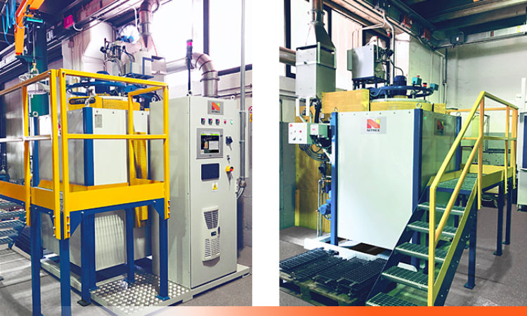 Controlled Heat Treating  Features Added to Company's Capabilities