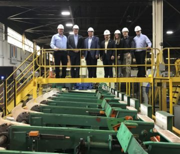 Dunkirk Specialty Steel Receives $10M Modernization Investment