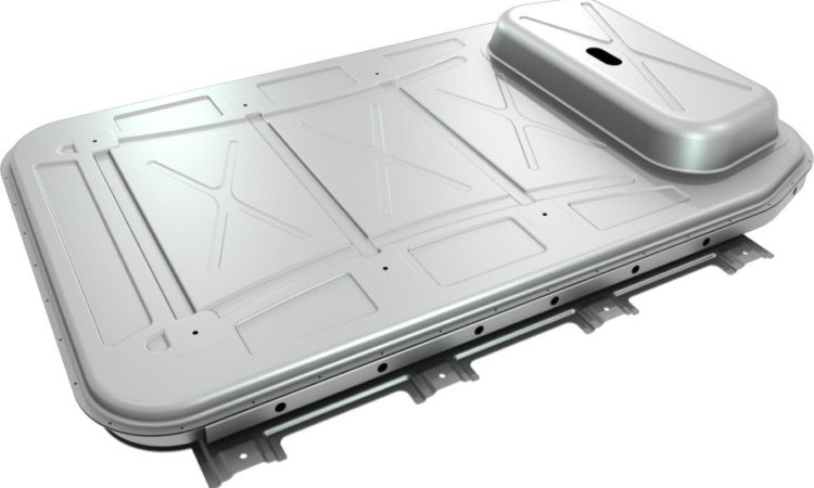 First Aluminum Sheet Battery Enclosure Helps Electric Vehicles Go Farther on a Single Charge