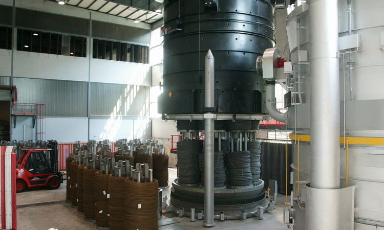 Heat Treat Expansion for HPH Bell-Type Furnace Plant