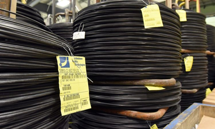 Pennsylvania Wire Producer Joins Steel Operation