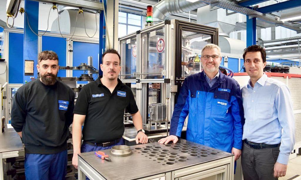 German Fan Manufacturer Invests in UNI HEAT System