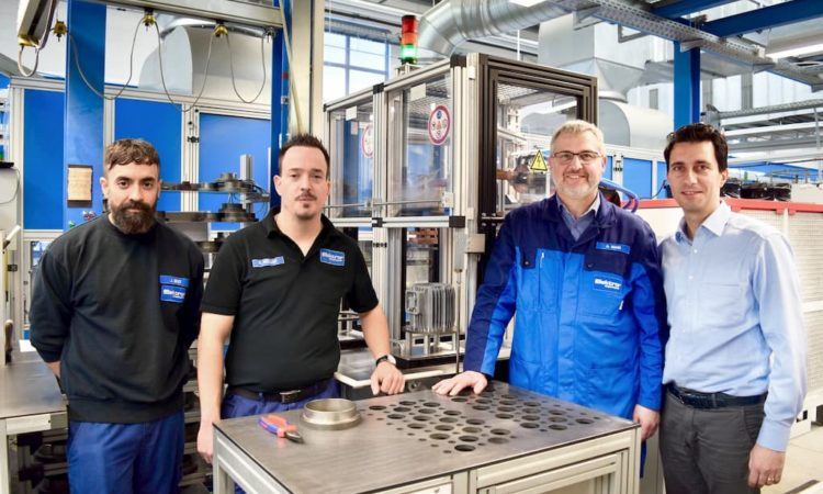 German Fan Manufacturer Invests in UNI HEAT System