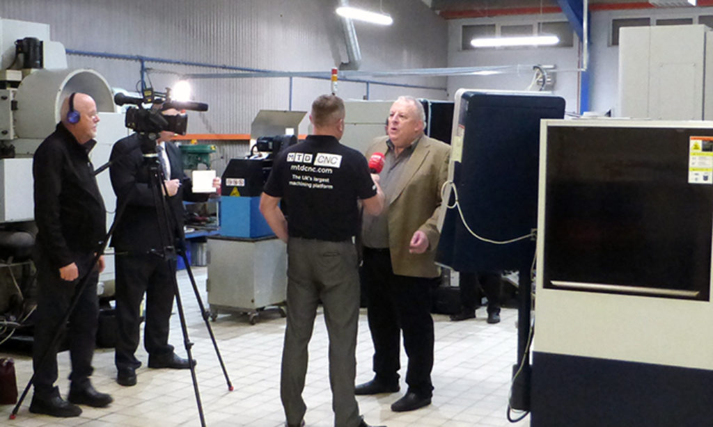 Irish Heat Treat Equipment Manufacturer Incorporates EDM Technology