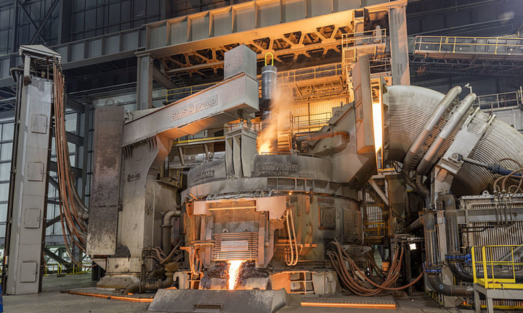 Hot Forging Furnace